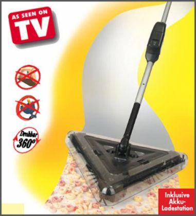 Twister Sweeper електрическа триъгълна подочистачка
