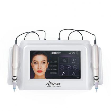 Професионален уред за перманентен грим и мезотерапия Artmex V8