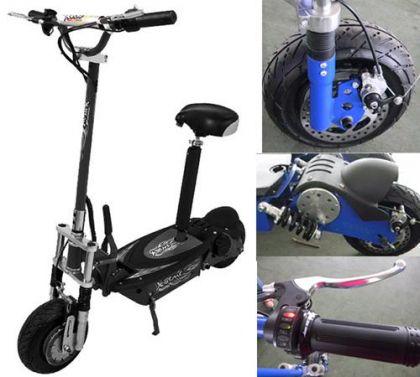 Електрически скутер модел 2011