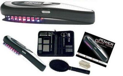Гроу Комб -  лазерна четка за коса