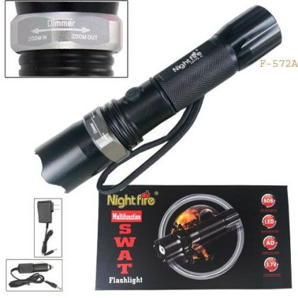 Мултифункционален акумулаторен LED Фенер 18000 W