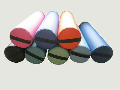 Подложна  Възглавница за масаж– цилиндрична - полуцилиндрична