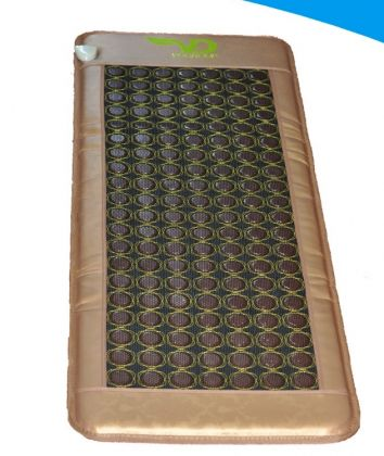 Легло с подгряващи турмалинови камъни