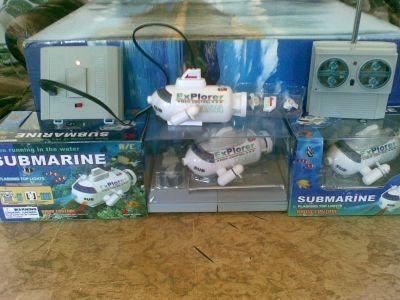 Мини подводница