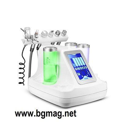 Апарат 6в1 - Водно дермабразио, Биолифтинг, RF, Ултразвук и Криотерапия