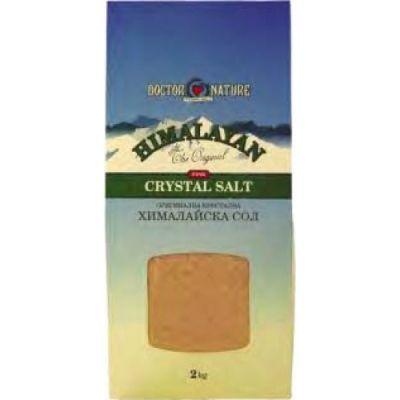 Кристална Хималайска сол