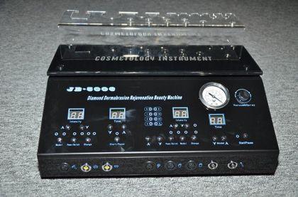мултифункционалната машина за диамантено микро-дермабразио