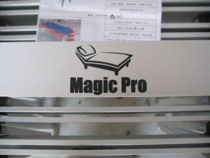 Алуминиева масажна кушетка  MagicPRO 3 Трисекторна