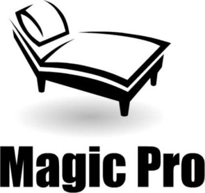 Масажна кушетка MagicPRO 2 Двусекционна